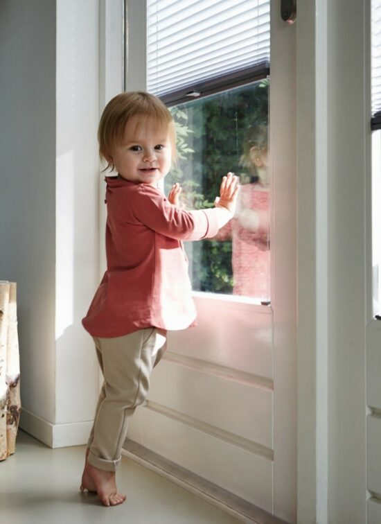 Cord free blinds