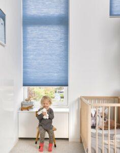 Weathermaster Whisper blinds have internal cords